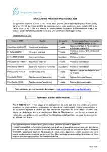 thumbnail of CSG_Informations patients CDU – Fevrier 2018